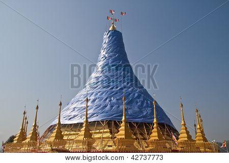 Shwedagon Pagoda Replica