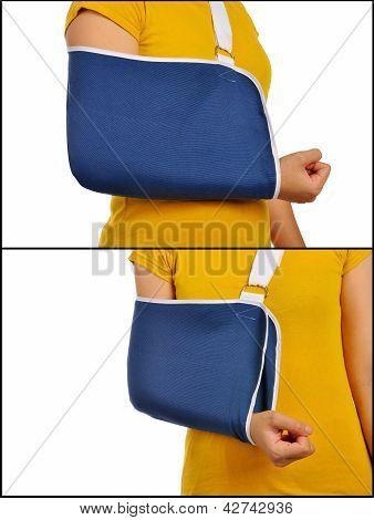 Medical Support Hand Sling
