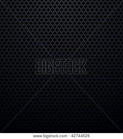 Sheet metallic dark background