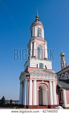 Church Of Archangel Mikhail , City Suzdal, Russia