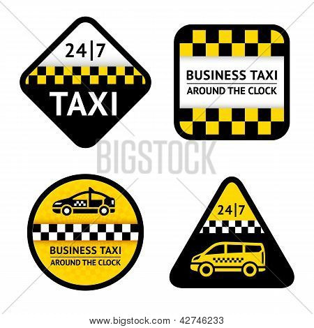 Taxi - set labels