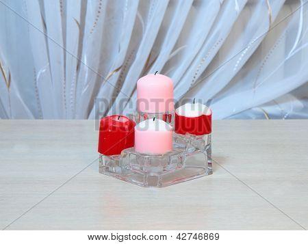 Original Candleholder For Candles