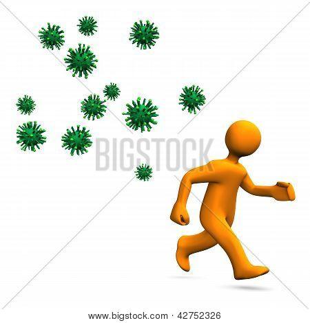Virus Hazard