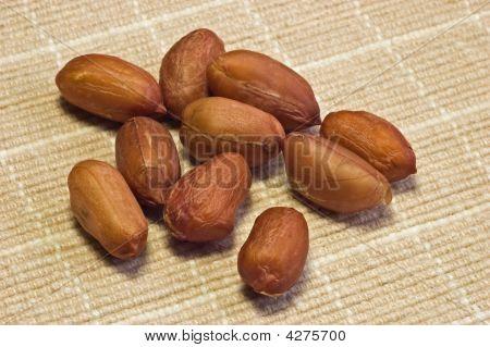Redskin amendoins
