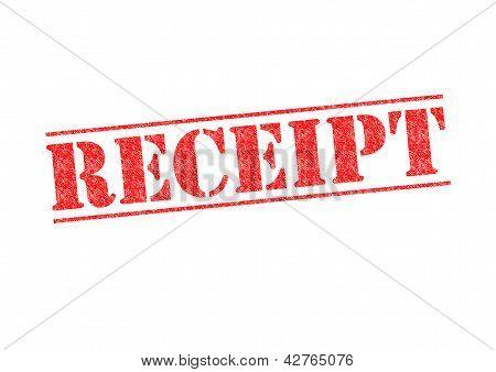 Receipt Stamp