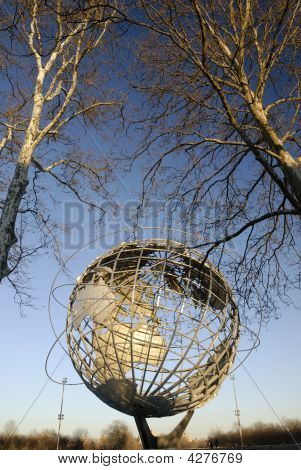 Flushing Meadows, New York Unisphere