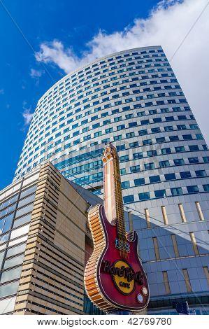 Hard Rock Cafe in Warsaw