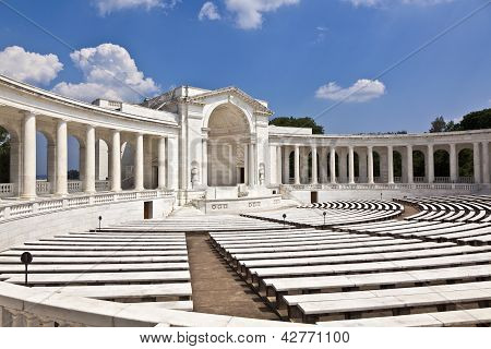 Memorial Amphitheater auf dem Arlington National Cemetery