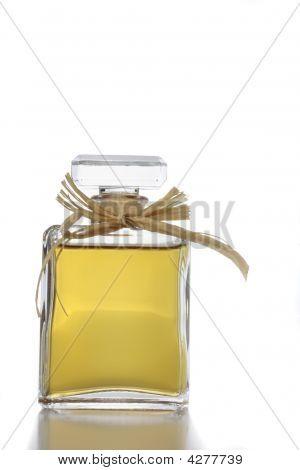 Crystal Glass Perfume Bottle