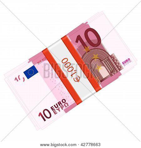 Ten Euro Pack