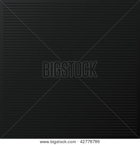 Black stripes embossed background