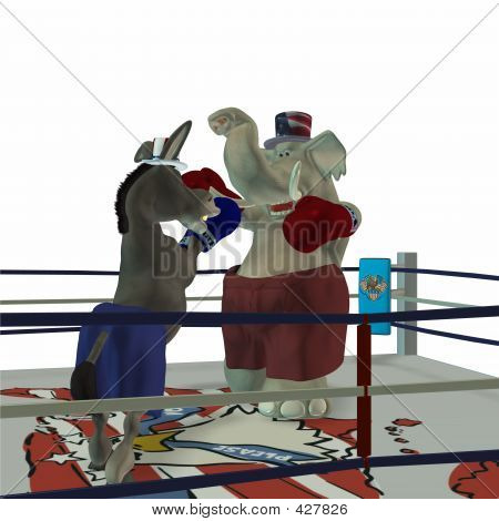 Political Party - Boxing 3