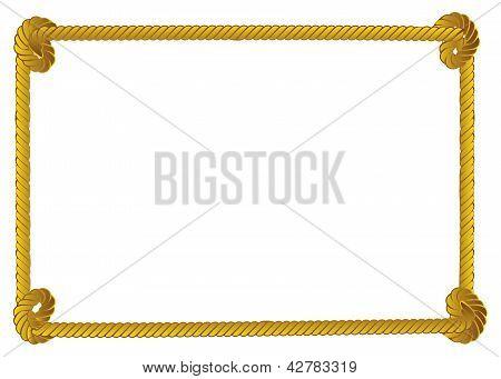 Frontera de cuerda