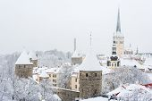Old Town. Tallinn,  Estonia