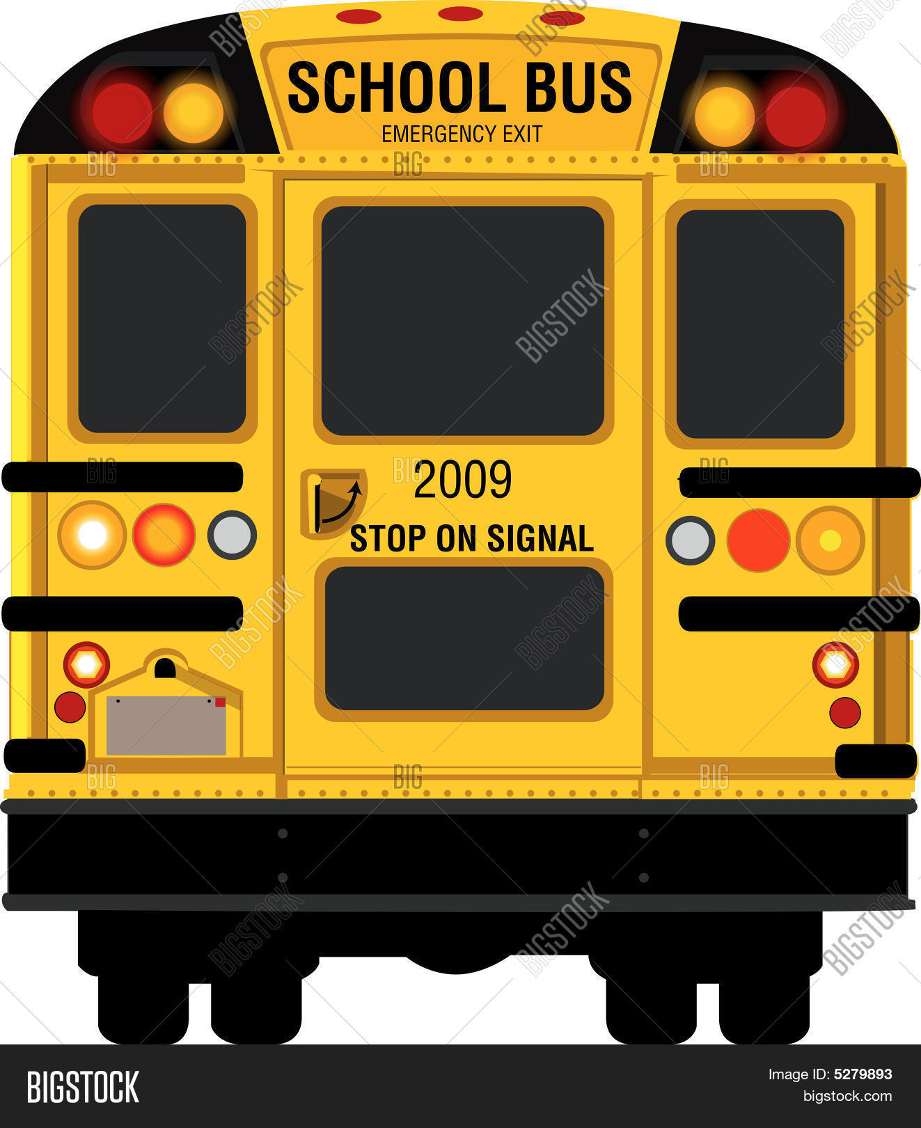 Schoolbus Stock Vector & Stock Photos | Bigstock