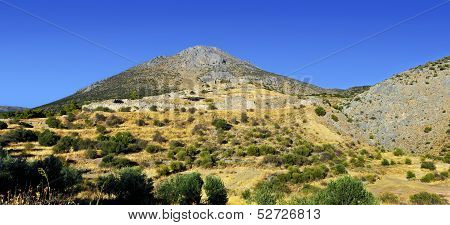 Ancient Mycenae, Greece