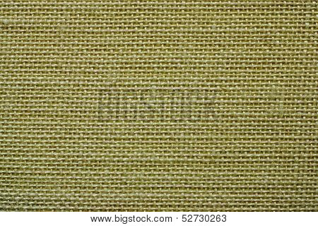 Texture Of A Surface From Synthetic Threads