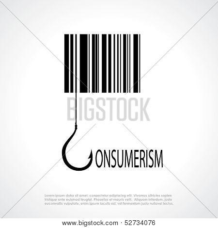 Consumerism symbol