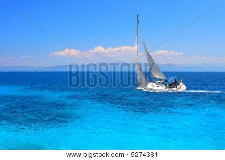 Anti Paxos Island Greece