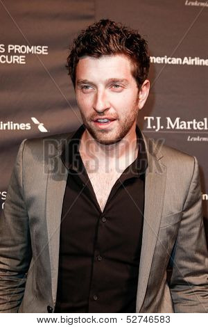 NEW YORK- OCT 22: Recording artist Brett Eldredge attends the T.J. Martell Foundation's 38th Annual Honors Gala at Cipriani's on October 22, 2013 in New York City.