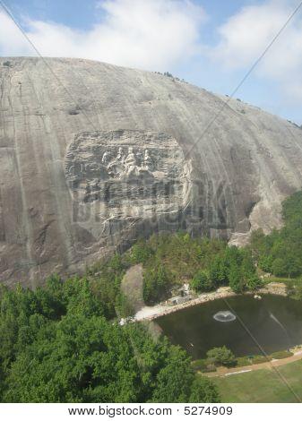 Stone Mountain Park in Georgia