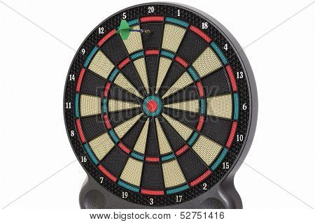 The Darts game, number 20
