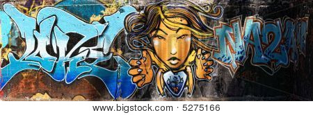 An Awesome Graffiti Picture