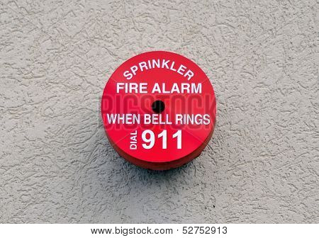Fire alarm device