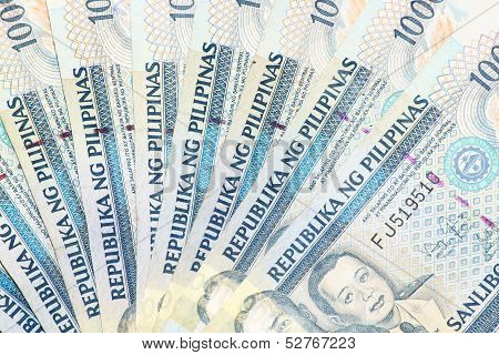 Thousand Filipino Peso Notes