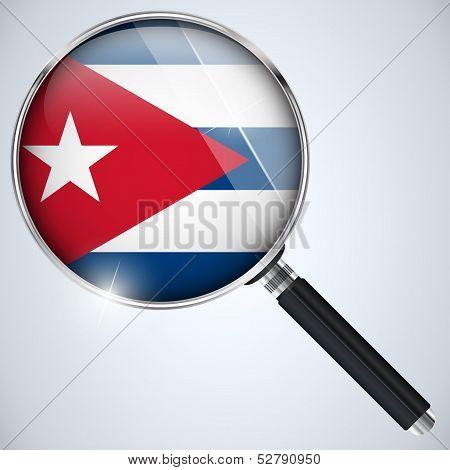 Nsa Usa Government Spy Program Country Cuba