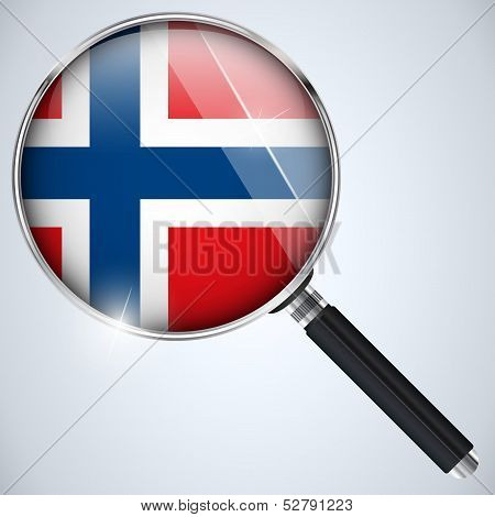 Nsa Usa Government Spy Program Country Norway