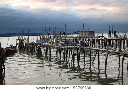 Rustic Quay