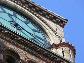 City Hall Clock poster