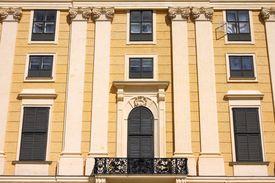stock photo of schoenbrunn  - Vienna Austria  - JPG