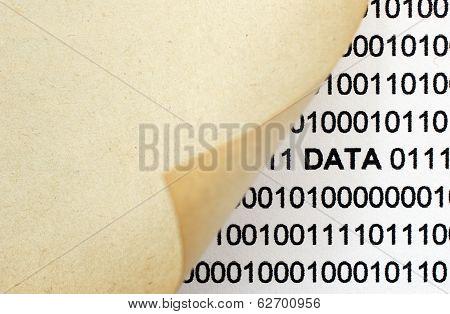 Web Data Concept