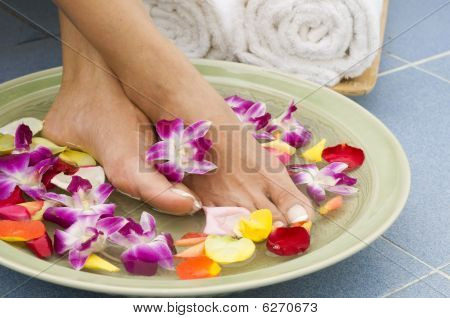 Aromatherapy Water Spa For Feet