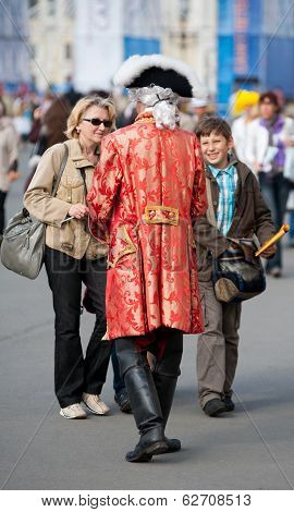 Tourist Service In St. Petersburg