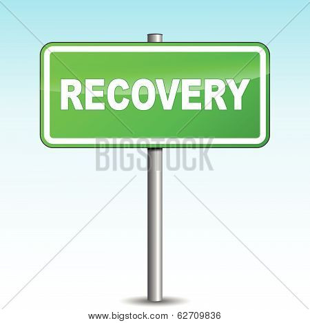 Vector Recovery Signpost