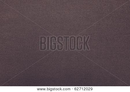 dark brown texture of a textile material