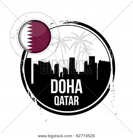 Stamp Doha