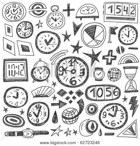 Time Doodles