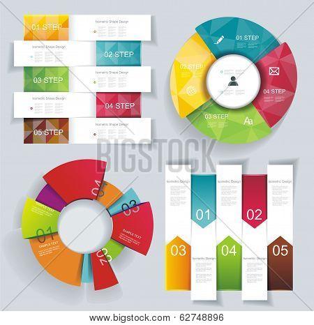 Modern Business Infographics