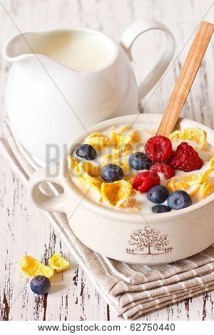 Corn Flake Cereal