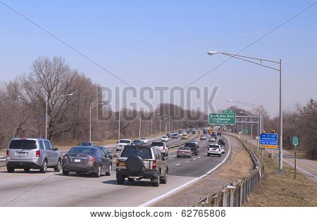 Belt Parkway in Brooklyn