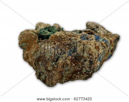 Malachite And Azurite Minerals