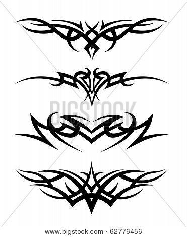 tattoo design set