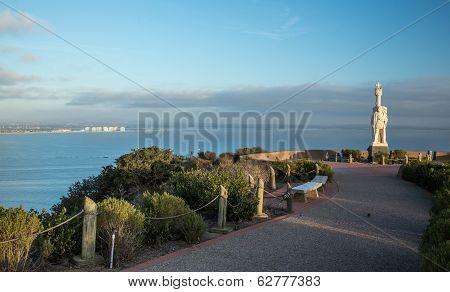 San Diego's Cabrillo Monument