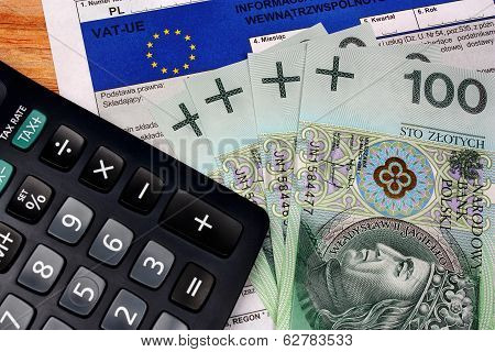 Europe Vat Tax Polish