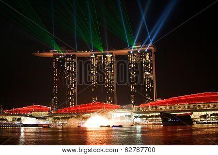 Hotel Marina Bay Sands, Singapore