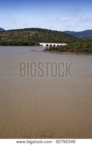 Bridge of Los Puerros, view from the bridge of Las Navas